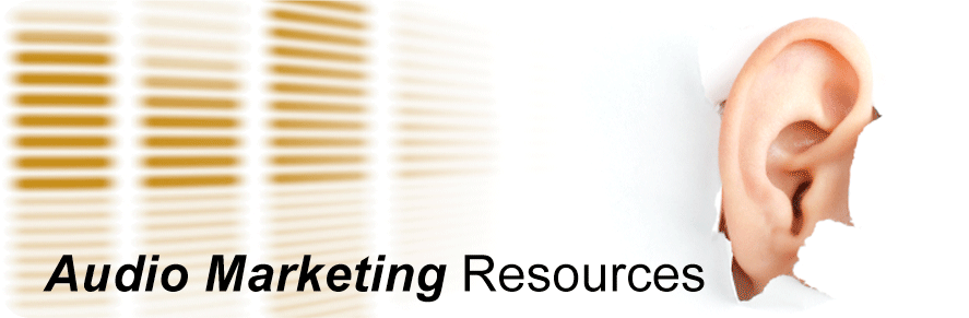 Sound Marketing Resources - Web Voiceovers